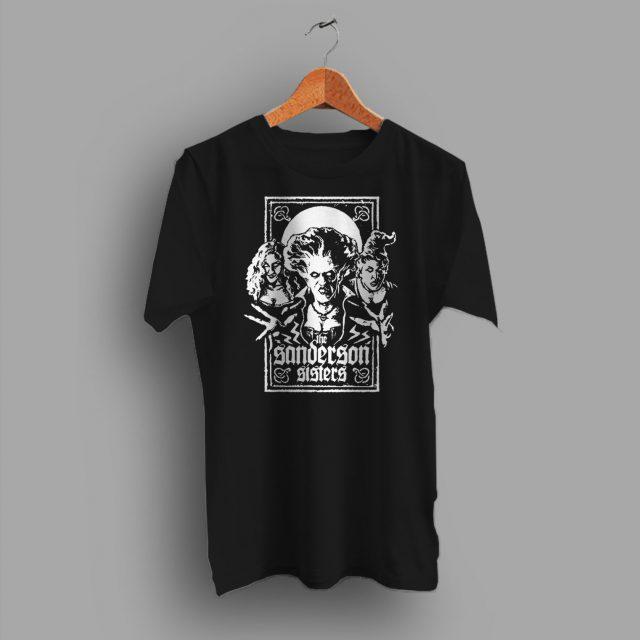 The Sanderson Sisters Hocus Pocus Halloween T Shirt