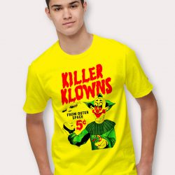 Vintage Killer Klowns From Outer Space T Shirt
