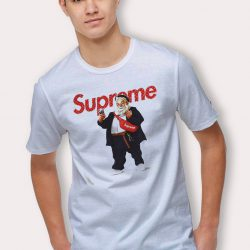 Best Supreme Santa Claus Selfie Urban T Shirt
