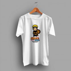 Cheap Naruto X Bape Bathing Ape Inspired T Shirt