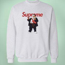 Cheap Santa Claus Supreme Selfie Christmas Sweatshirt