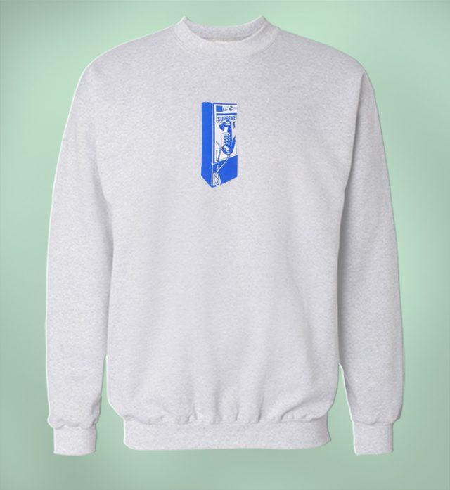 Cheap Supreme Payphone Urban Sweatshirt