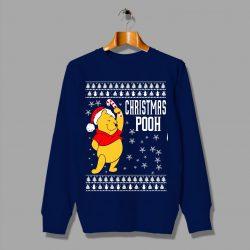Get Buy Winnie The Pooh Christmas Ugly Sweatshirt