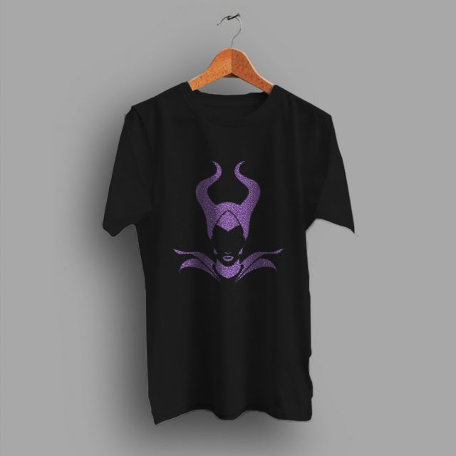 Maleficent Disney Villain Princess T shirt