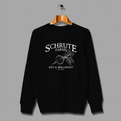 Schrute Farms Bed And Breakfast Unisex Sweatshirt