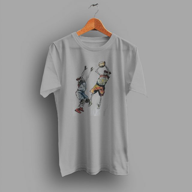 West LA Fadeaway Grateful Dead T Shirt