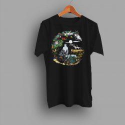 Anime Studio Ghibli Muyazaki Mononoke T Shirt