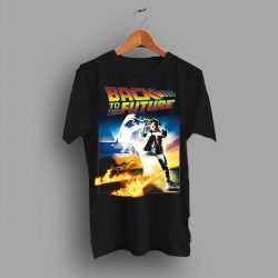 Back To The Future Vintage T Shirt