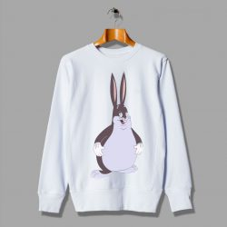 Big Chungus Funny Cute Sweatshirt