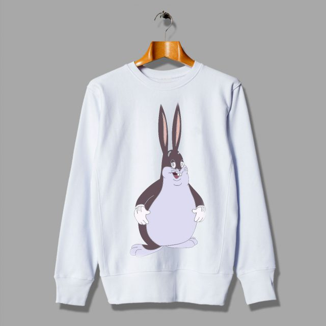 Big Chungus Funny Cute Sweatshirt