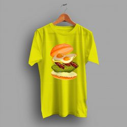 Burger Icon Cheap Cute T Shirt