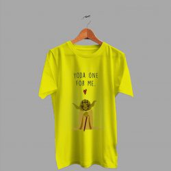 Cheap Gift Valentine Day Yoda One For Me T Shirt