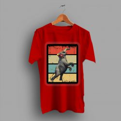 Cute Animal Happy Dance Elephant Goodness T Shirt