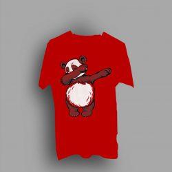 Dabbing Panda Womens Dancing Gift T Shirt