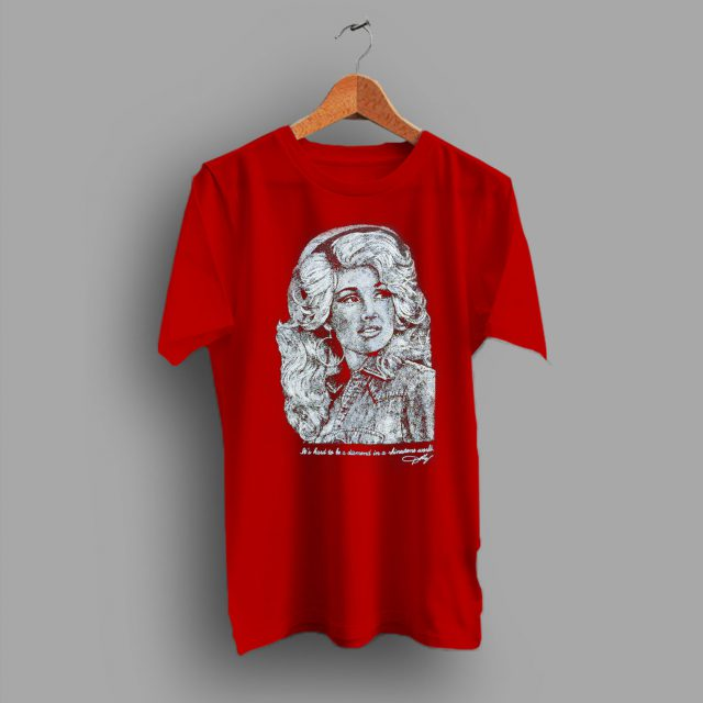 Dolly Patron Cheap Quote T Shirt