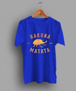 East Africa Hakuna Matata T Shirt