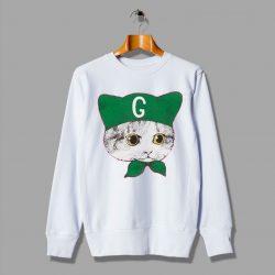 Girl Cute Cheap Gucci Sweatshirt