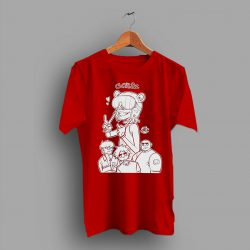 Gorillaz Sketch Band Cheap T Shirt