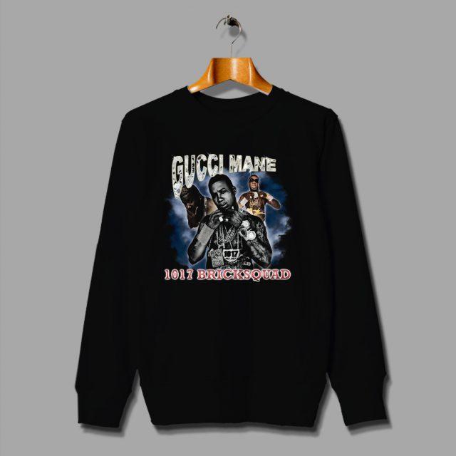 Gucci Mane 1017 Brick Squad Hip Hop Sweatshirt