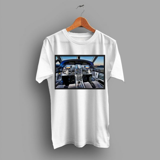 Infinite Flight Preparation Auto Pilot T Shirt