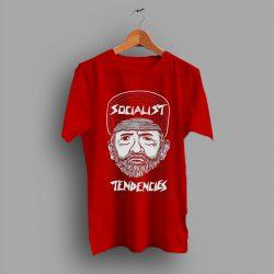 Jeremy Corbyn Socialist Tendencies T Shirt