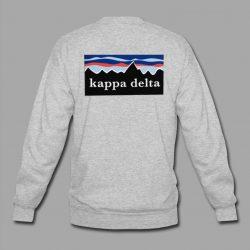 Kappa Delta Patagonia Unisex Sweatshirt