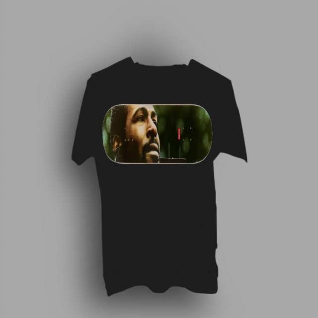 Legendary Announces Tribute To Marvin Gaye T Shirt