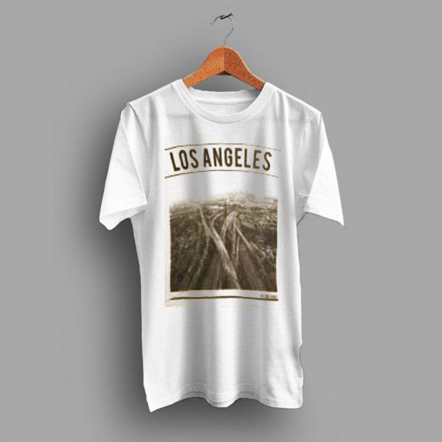 Los Angeles Brandy Melville Cheaps T Shirt