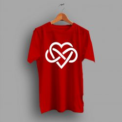 Love is Infinite Cheap Family T Shirt