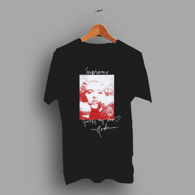 Madonna Is The Latest Immortalized T Shirt