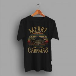 Merry Carpmas Christmas T Shirt