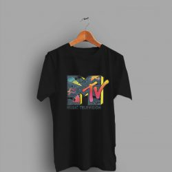 Music Television Retro Cheap T Shirt