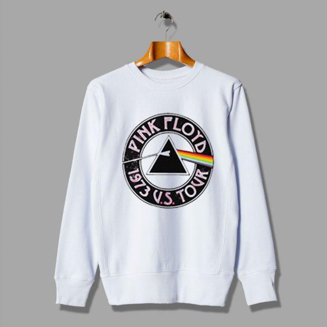 Pink Floyd us 1973 Tour Cute Sweatshirt
