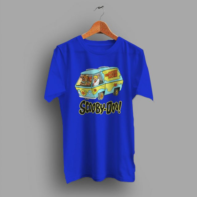 Scooby Doo The Mystery Machine Vintage T Shirt