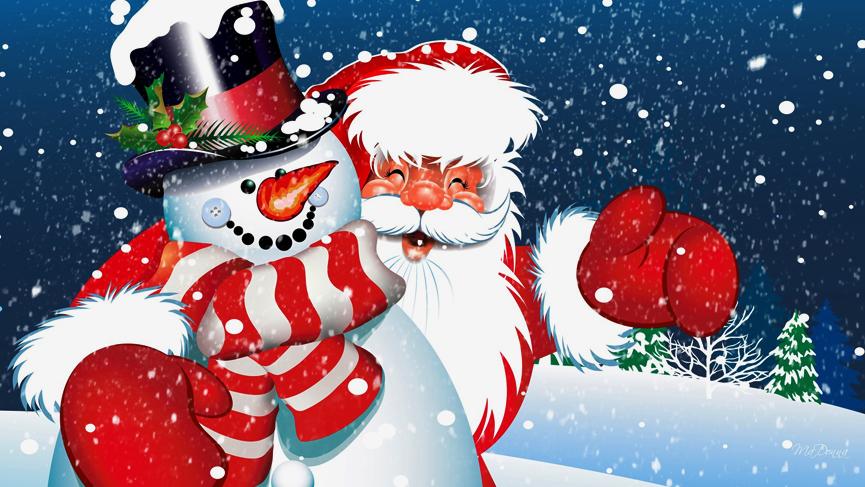 Even Through Concerns Santa Claus Still Teaches The Christmas Spirit