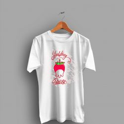 Strawberry Milk Funny Cheap Flavour T Shirt