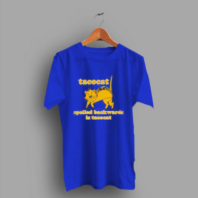 Tacocat Backword Is Cute Tacocat T Shirt
