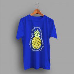 Teach Like a Pineapple Funny Sweet T Shirt