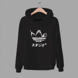 Totoro Studio Ghibli Soot Sprites anime Sweatshirt