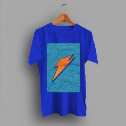 Water Brush Gatorade Blue Lagoon T Shirt