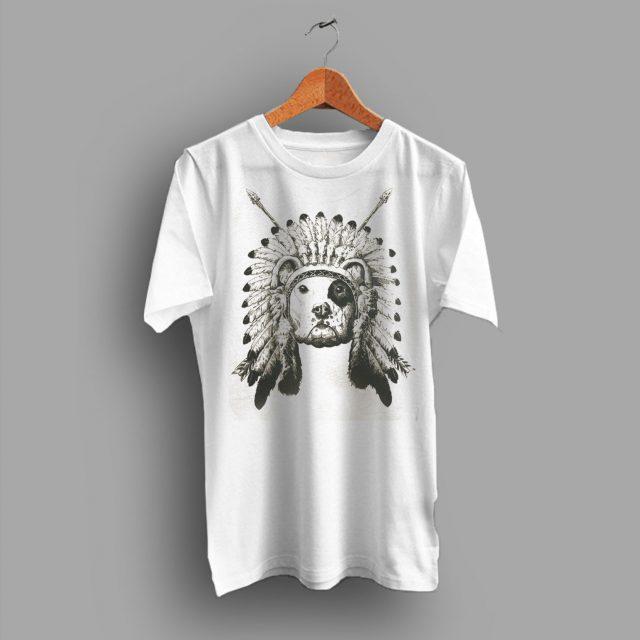 a Dog Wearing Cheap T Shirt