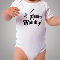 Accio Mommy Harry Potter Baby Onesie Bodysuit