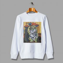 Also Weeping Woman Pablo Picasso This 1937 Sweatshirt