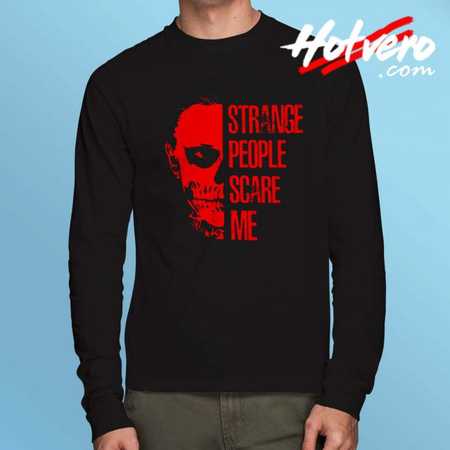 American Horror Story Scare Me Long Sleeve T Shirt