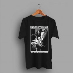 Animal Agriculture Endless Violence Punk T Shirt