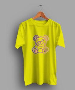 Animal Colorful Teddy Bear Cute T Shirt
