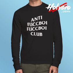 Anti Fuccboi Club ASSC Unisex Long Sleeve Shirt