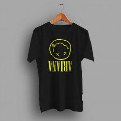 Ariana Grande Nirvana Funny T Shirt Inspired