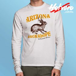 Arizona Jackalope Long Sleeve T Shirt