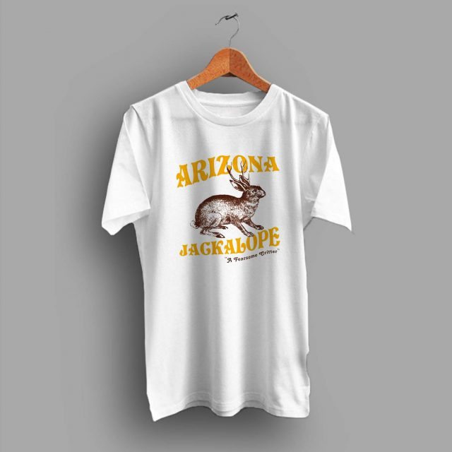 Arizona Jackalope Summer T Shirt